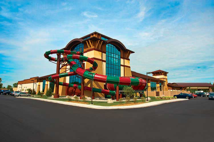 Picture of Soaring Eagle Waterpark and Hotel Exterior